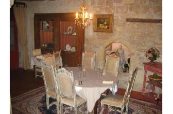 Restaurant Le Crepiot Saint Aignan Sur Cher